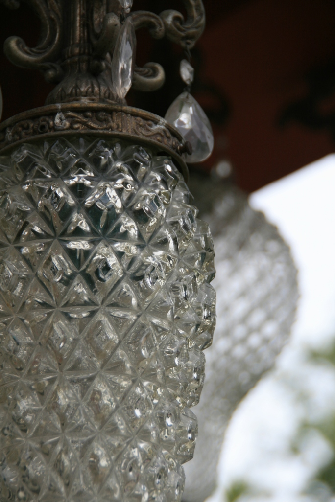 Arts Fifth Avenue entrance lamps