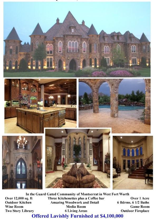 My castle awaits